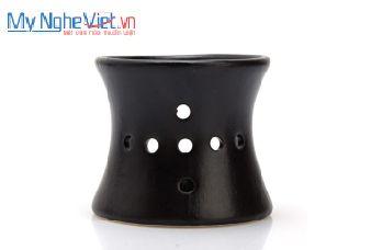 Bếp đun cafe gốm sứ Bát Tràng