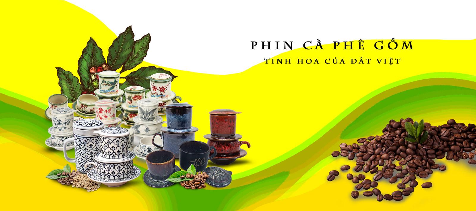 Phin cà phê - tinh hoa của đất Việt