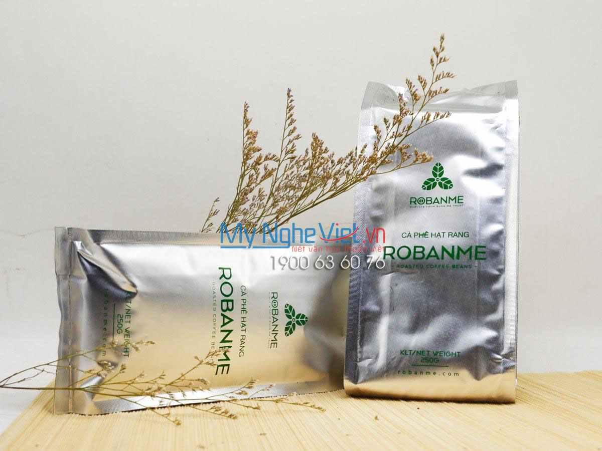 Cà phê bột Robanme Pasion 1-B250(g) PS1-B250